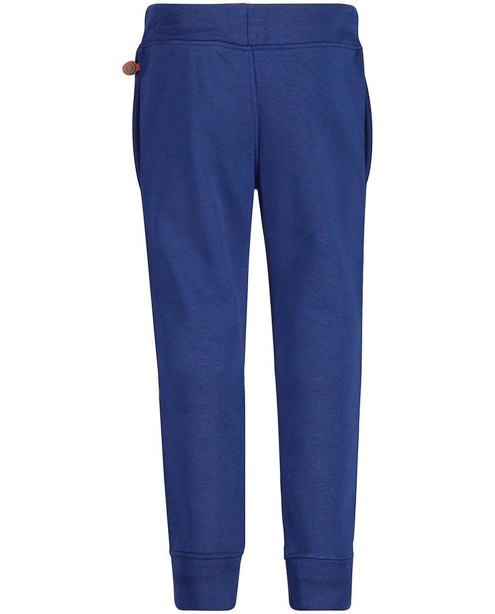 Broeken - Donkerblauwe sweatbroek